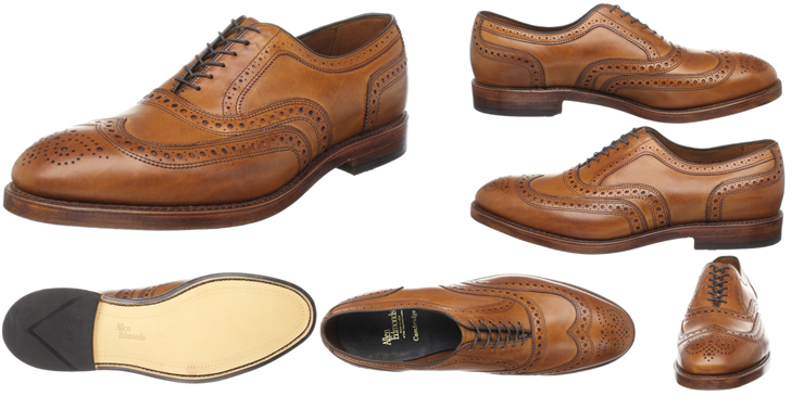 Allen Edmonds Walnut